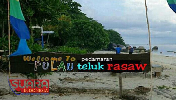 Indahnya Destinasi Wisata Teluk Rasau | Suara Indonesia News